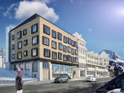 Ihre gastgeber hotel obertauern perner for Hotel manggei designhotel
