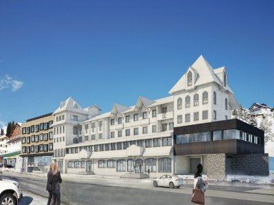 Your hosts hotel perner in obertauern for Hotel manggei designhotel